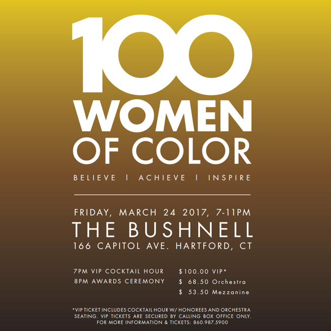 THE 100 WOMEN OF COLOR GALA & AWARDS